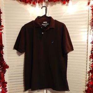 Mens Nautica Polo
